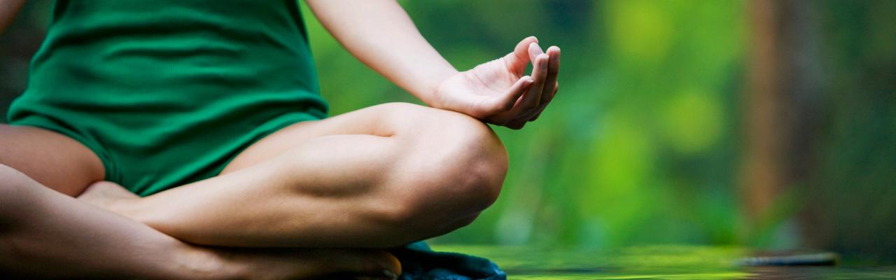 Section «Yoga»