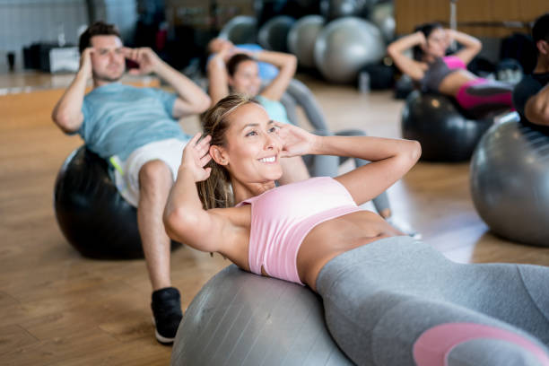 Section Gym/Pilates/Musculation