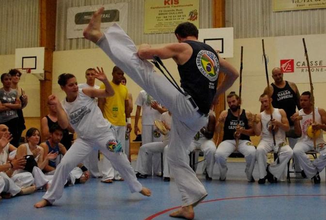 Nonvelle activité La Capoeira, ici